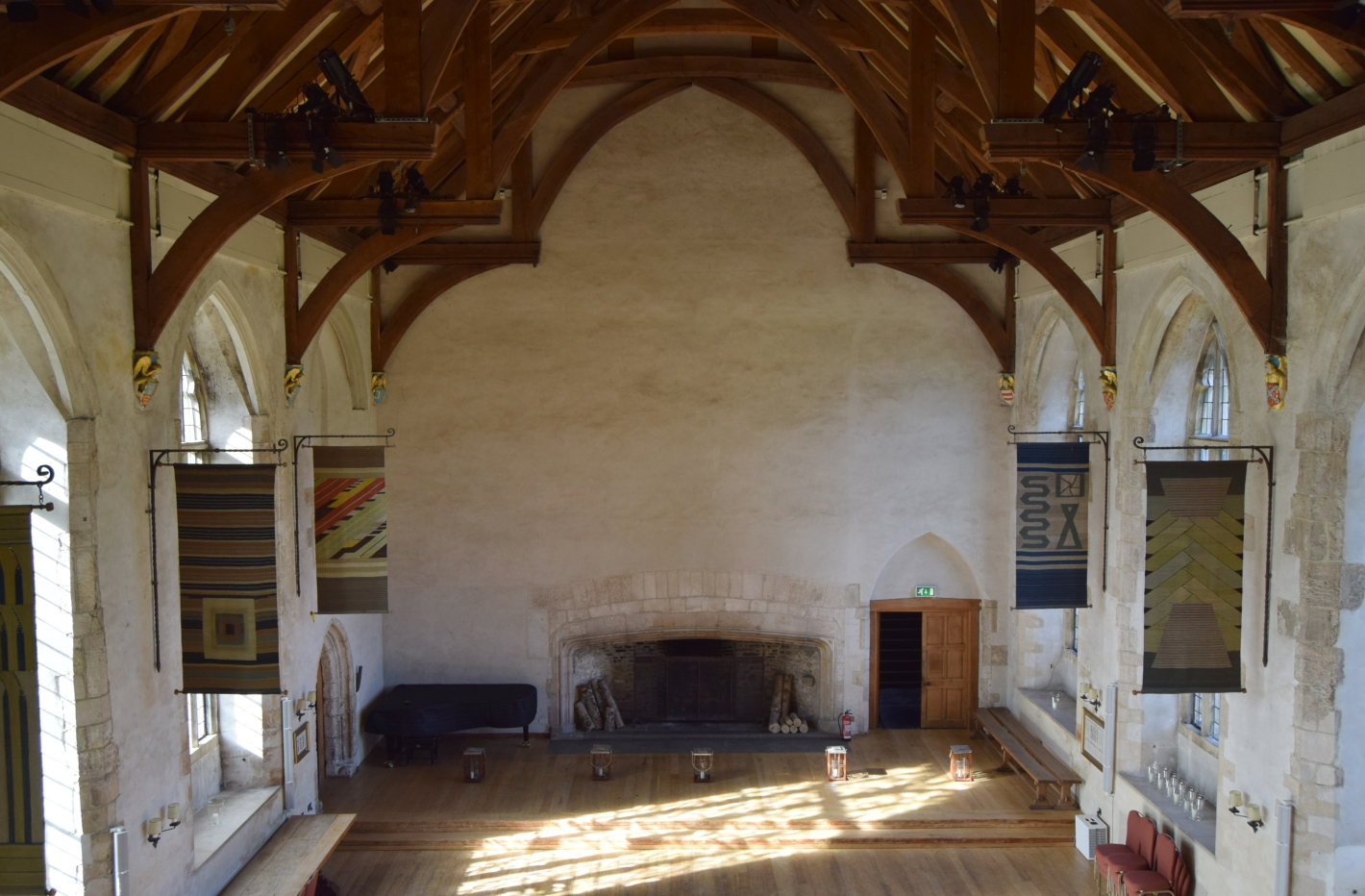 Dartington Great Hall | JHAV Tailored Technical Solutions For All Your Event Needs